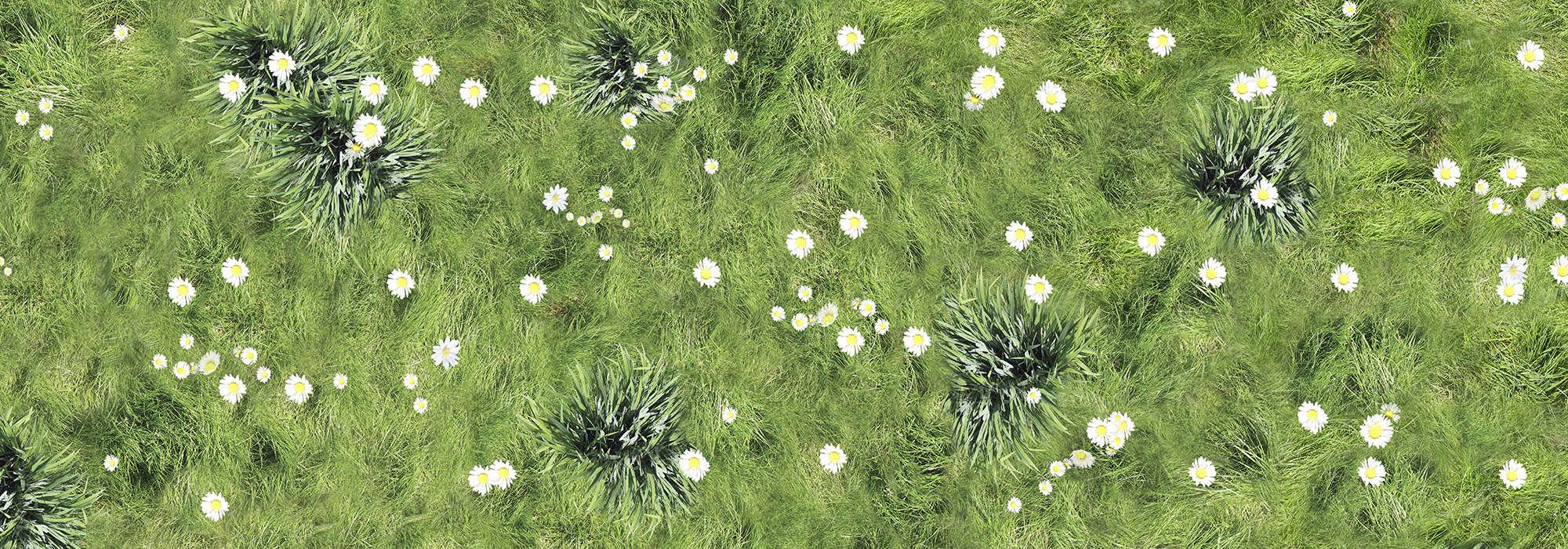 grass vinyl floor